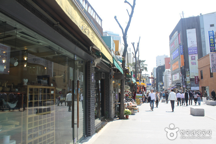 Insa-dong (인사동)
