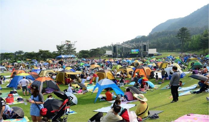 西元谷綠色演唱會(서원밸리 그린콘서트)4