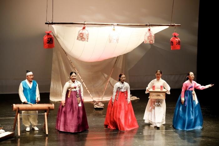 Jeongseon Arirang Performance (정선아리랑극 공연)