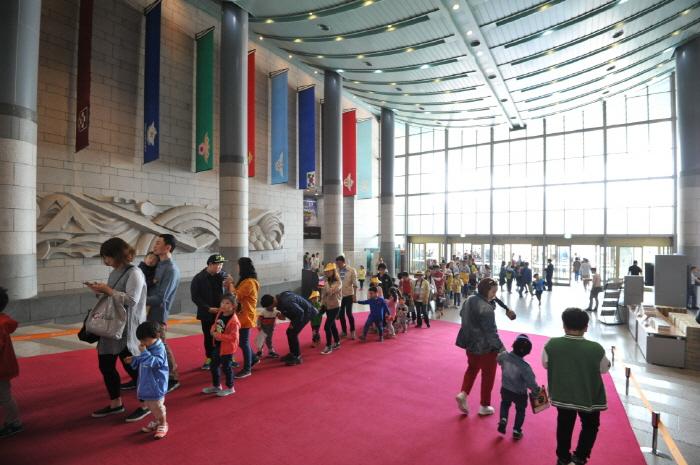 전쟁기념관 어린이날 문화축제 2019