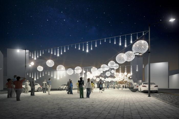 해운대라꼬 빛축제 2018  사진4