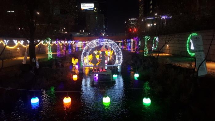 서울 크리스마스 페스티벌 2017  사진9