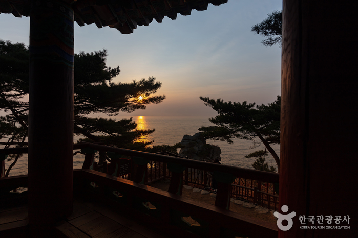 Hajodae Beach (하조대)