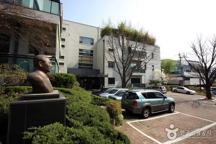Художественная галерея Сонгок (성곡미술관)5