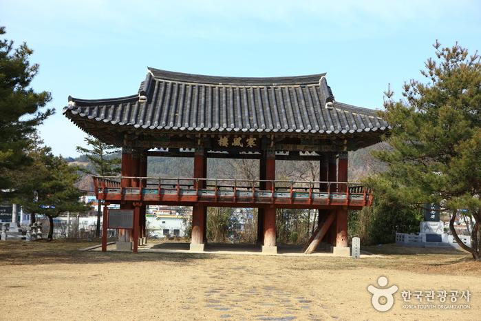 Hanpungru Pavilion (무주한풍루)
