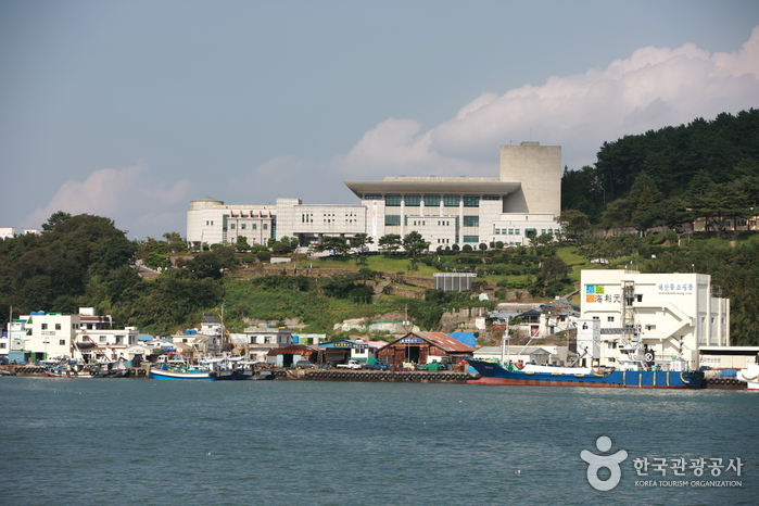 Le centre civique de Tongyeong (통영시민문화회관)