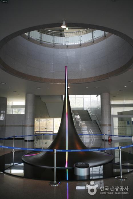 Naro Space Center, Space Science Museum (나로우주센터 우주과학관)