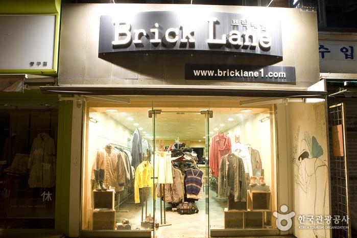 ブリックレイン(브릭레인/Brick Lane)