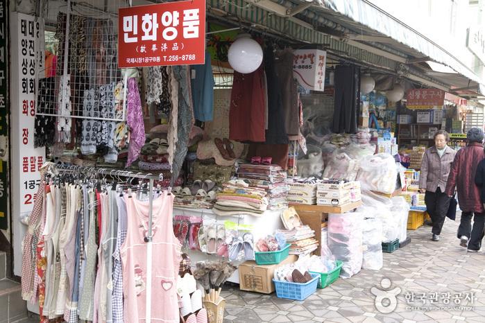 国際市場1工区(부산국제시장 1공구)
