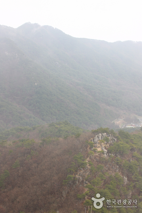 Palgongsan Natural Park (Gatbawi District), ()