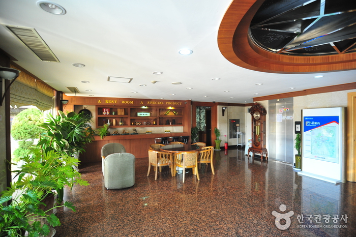 Andong Park Hotel - Goodstay (안동파크호텔)