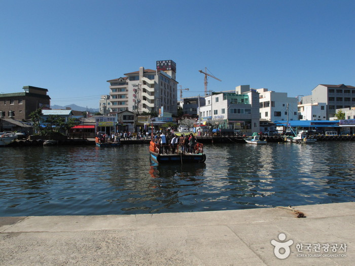 아바이마을 사진15