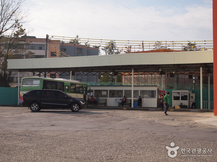 Boseong Intercity Bus Terminal (보성시외버스터미널)