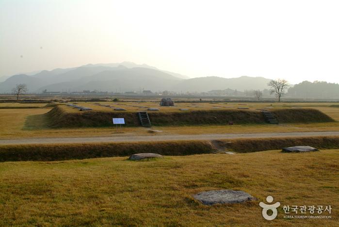 Hwangnyongsaji (Hwangnyongsa Temple Site) (황룡사지)