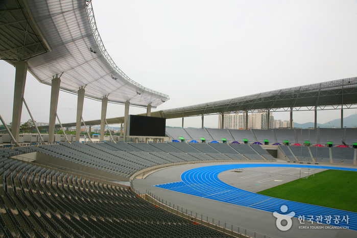 Stade principal Asiad de Incheon (인천아시아드주경기장)