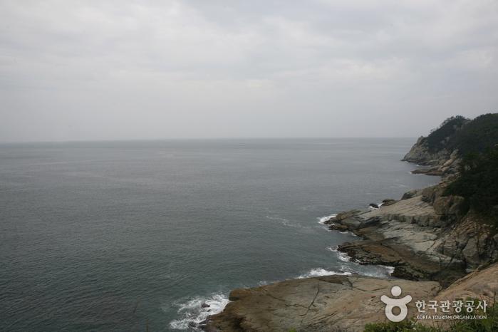 슬로길 1코스 해변