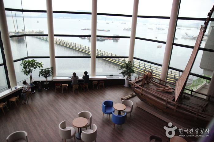 Национальный морской музей (국립해양문화재연구소)3