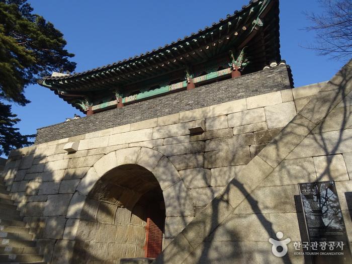 북악산 숙정문
