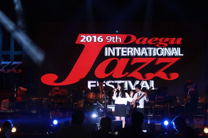 대구국제재즈축제(DIJF) 2017