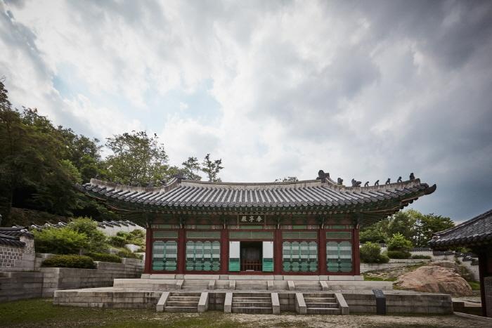 Gyeonghuigung Palace (경희궁)