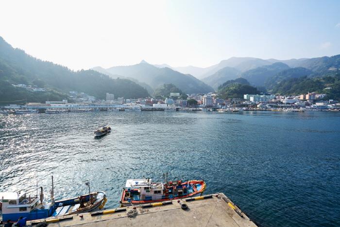 Puerto Jeodong (저동항)43