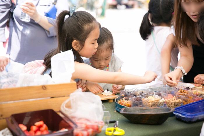 Seongbuk Global Food Festival Nurimasil (성북 문화다양성축제 누리마실)
