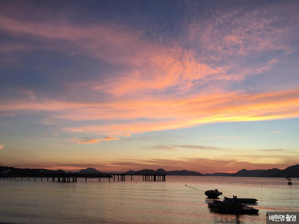 [일주일 살아보기 여행 후기 3편] 고향 바다를 그리워한 엄마와 함께 떠난 거제도 사진