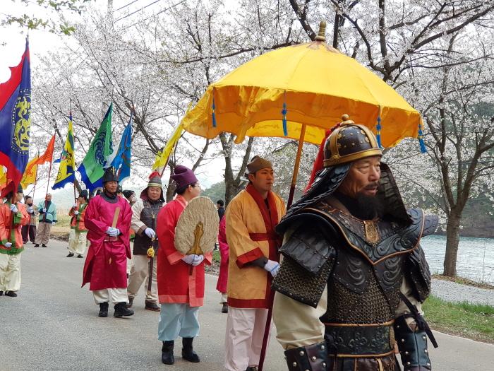 개암동 벚꽃축제 2019