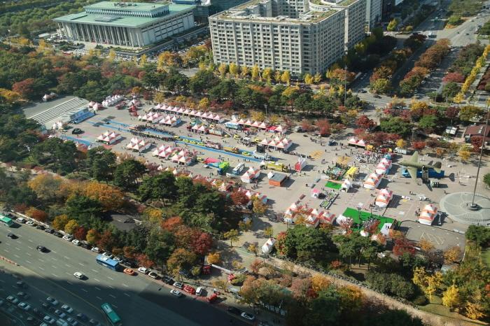 ソウル安全ハンマダン(서울안전한마당)