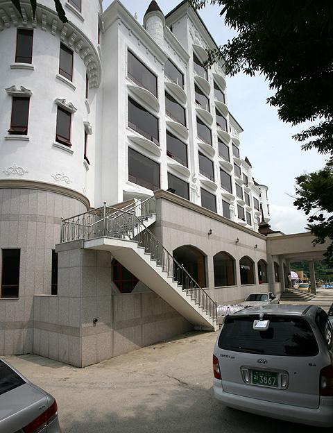 南海ビーチホテル