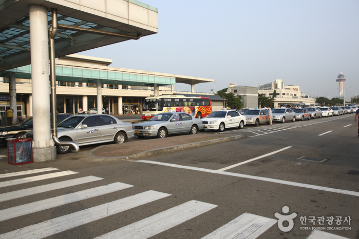 Gimpo International Airport (김포공항)