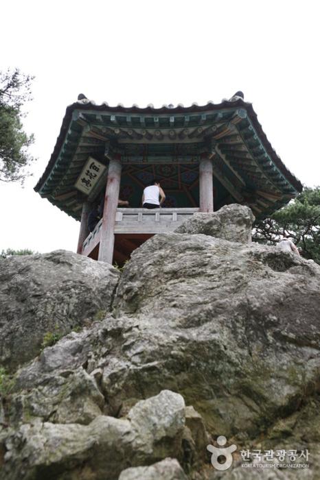 落花岩(낙화암)8