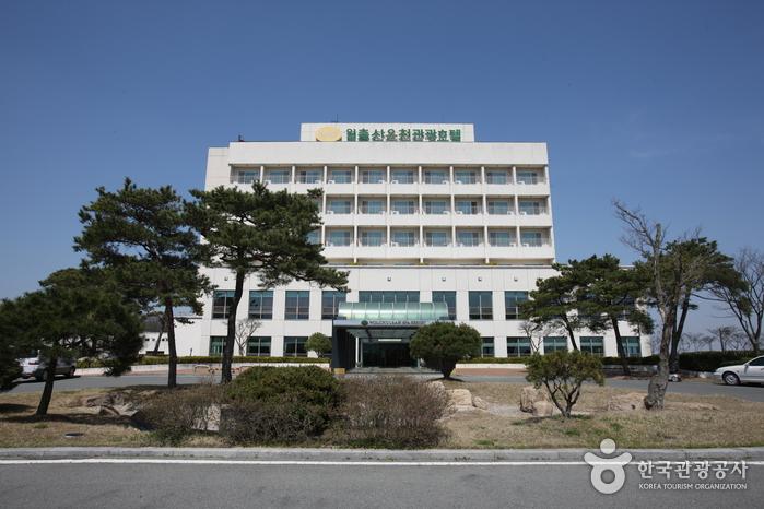 月出山温泉观光酒店<br>(월출산온천관광호텔)
