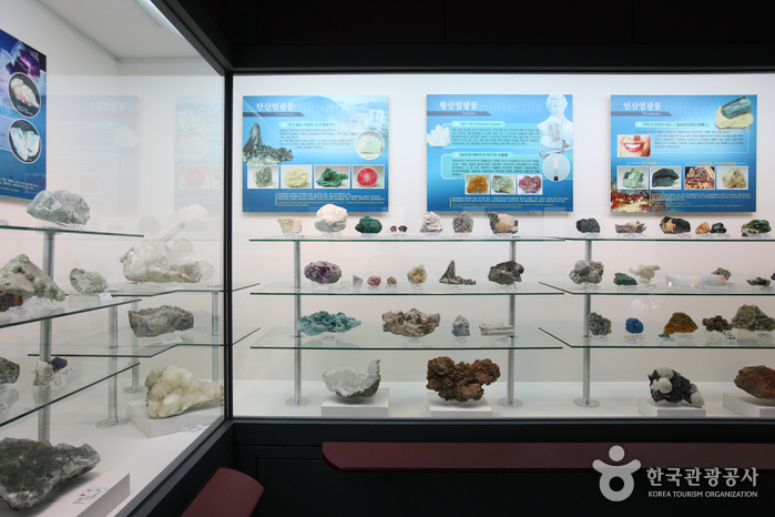 Geologisches Museum (지질박물관)
