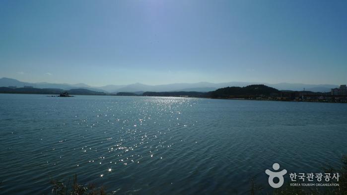 Gangneung Gyeongpo Beach (강릉 경포수욕장)