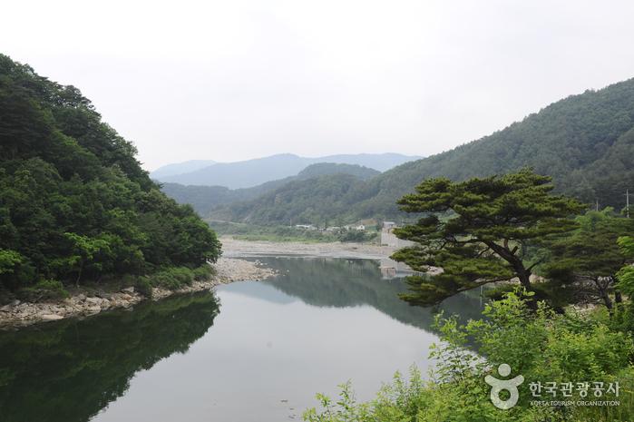 内麟川漂流(내린천 래프팅)