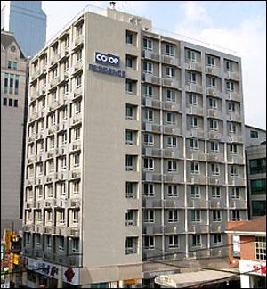 CO-OP Residence - Sa...
