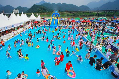 Yeongwol Donggang Festival (영월 동강축제)