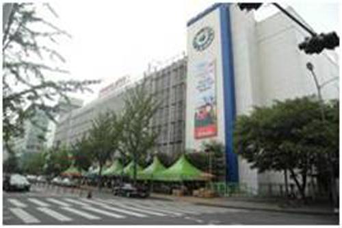 Home Plus - Junggye Branch (홈플러스 - 중계점)