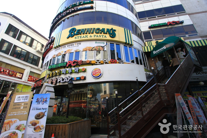 Bennigan's (Dongseongno Branch) (베니건스 (동성로점))