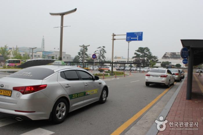Bahnhof Jeonju (전주역)