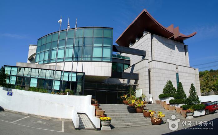 原州歴史博物館(원주역사박물관)