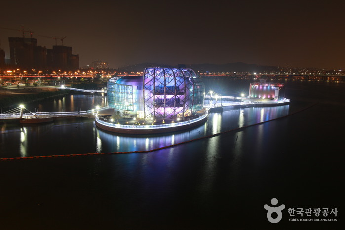 Some Sevit (Former, Hangang Floating Island) (세빛섬)
