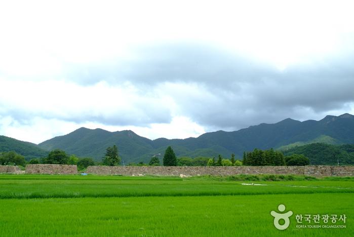 康津 全羅兵営城(강진 전라병영성)