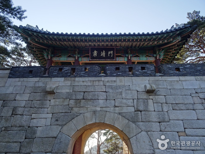 Tor Sukjeongmun (숙정문)