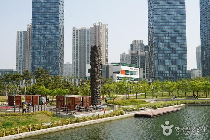 Центральный парк в Сондо (송도 센트럴파크)