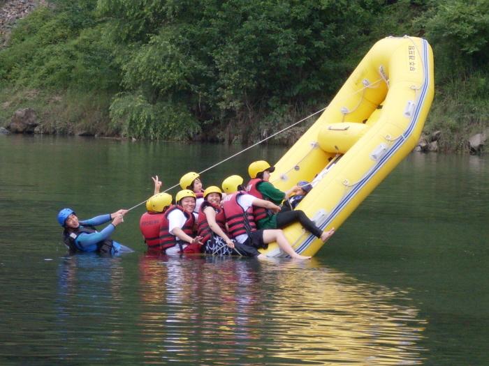 Muju Rafting (무주래프팅)