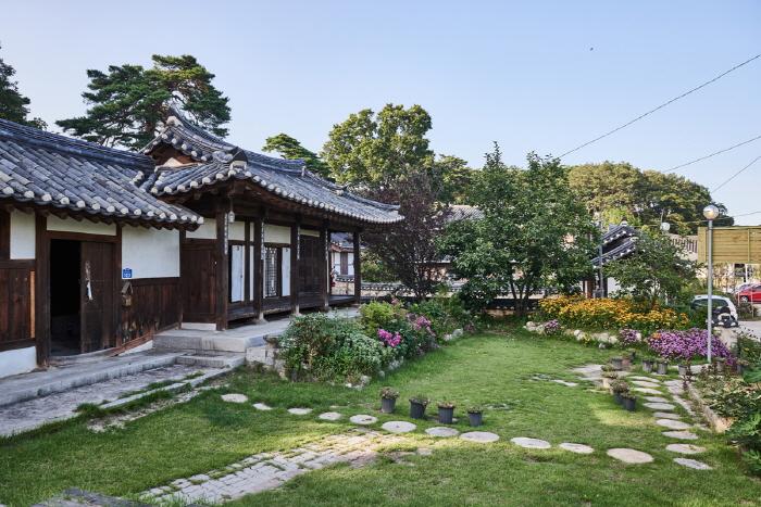 강릉 심상진가옥 사진2