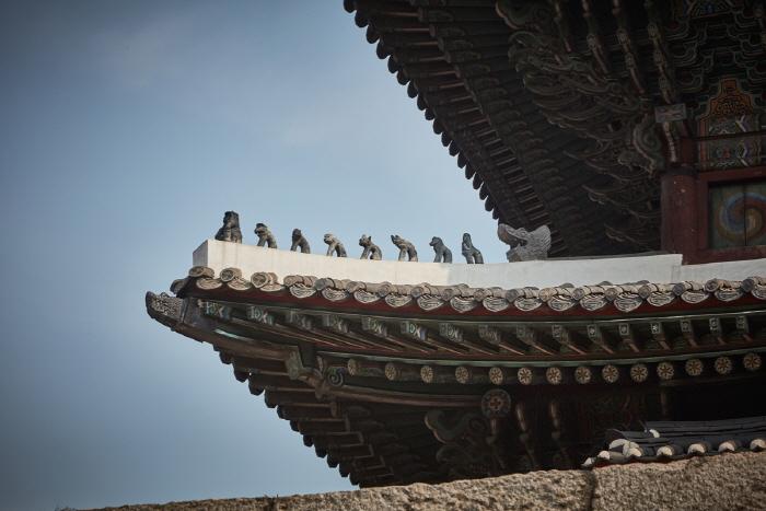 Porte Heunginjimun (흥인지문)