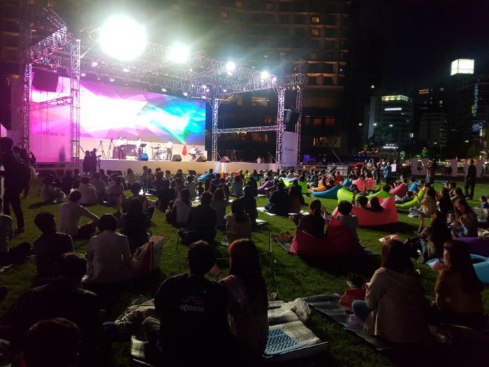 문화가 흐르는 서울광장 2019